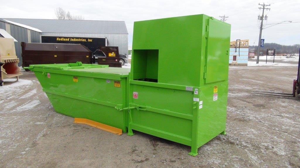 Buying a commercial trash compactor what you need to know Garbage compactor