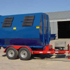 roll-off trailer